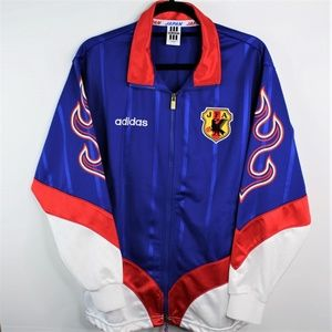 Vintage Adidas JFA National Team Track Jacket